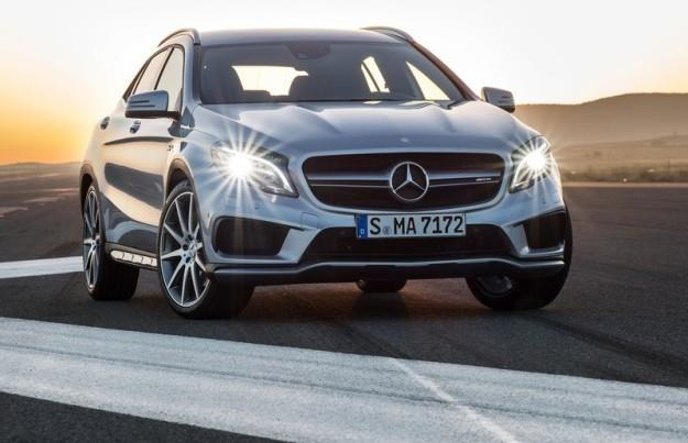 Mercedes rozważał wiele form współpracy /