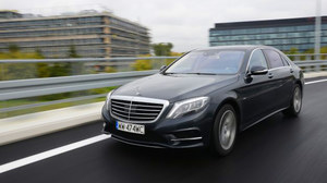 Mercedes S 350 BlueTEC L - test