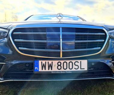 Mercedes S 400 d 4MATIC Long. Dostojna elegancja