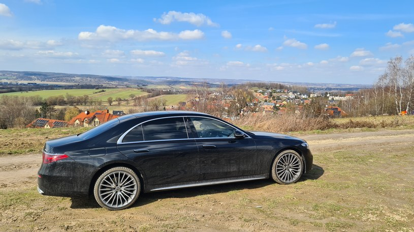 Mercedes S 400 d 4MATIC Long /INTERIA.PL