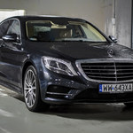 Mercedes S 500 e - i wszystko jasne