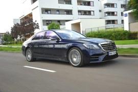Mercedes S 560 4Matic L