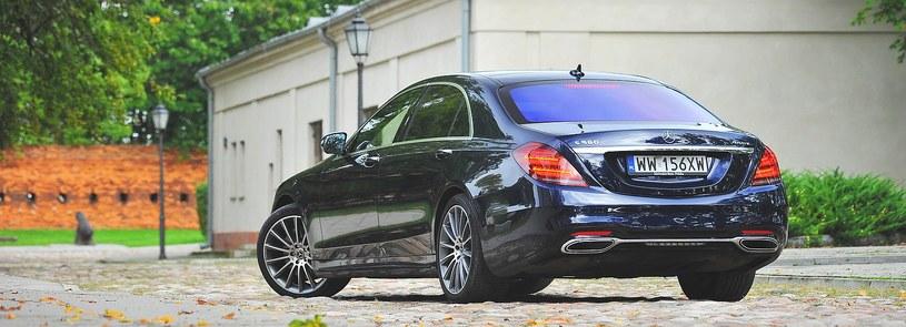 Mercedes S 560 4Matic L /Motor