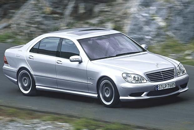 Mercedes S 65 AMG (kliknij) /INTERIA.PL