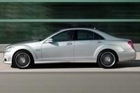 Mercedes S AMG /