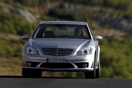Mercedes S / kliknij /INTERIA.PL