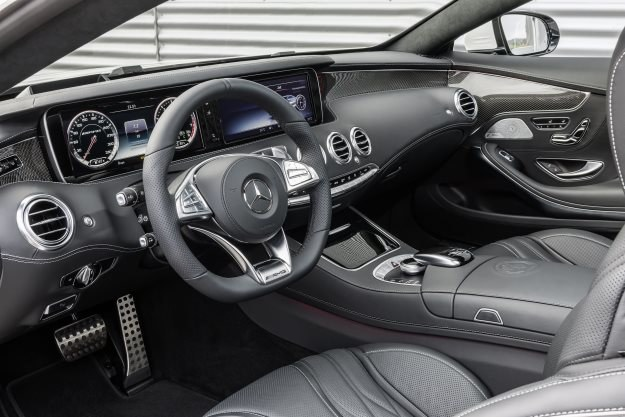 Mercedes S63 AMG Coupe /