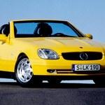 Mercedes SLK ma już 20 lat