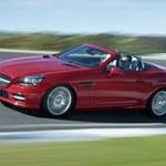 Mercedes SLK z nowymi silnikami