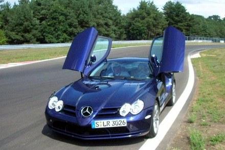 Mercedes SLR /INTERIA.PL