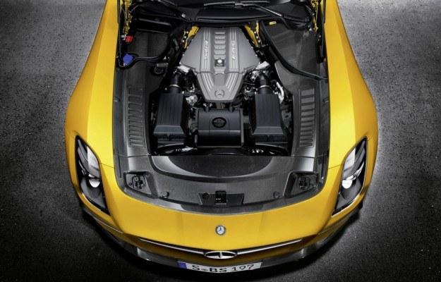 Mercedes SLS AMG Black Series /