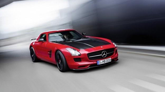 Mercedes SLS AMG GT Final Edition /Mercedes