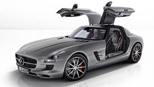 Mercedes SLS AMG GT - mocy nigdy za wiele