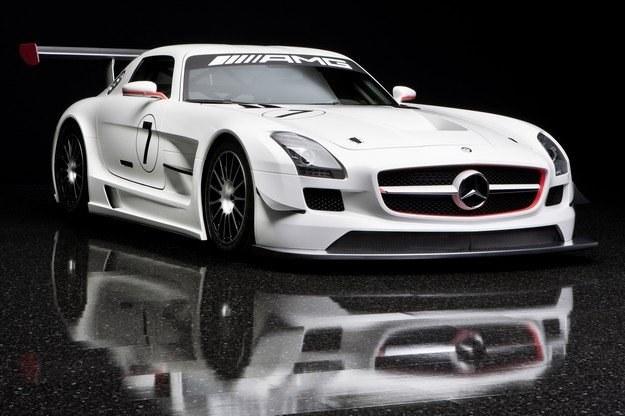 Mercedes SLS AMG GT3 /