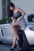 Mercedes SLS AMG od Inden Design