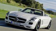 Mercedes SLS AMG roadster. 317 km/h bez dachu!