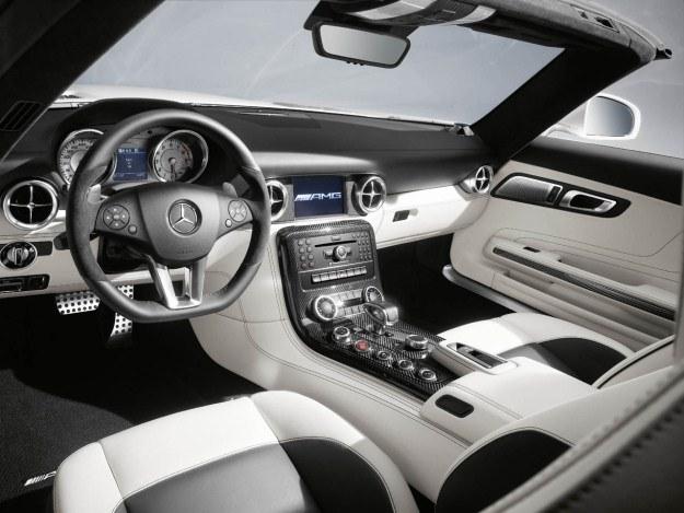 Mercedes SLS AMG roadster /