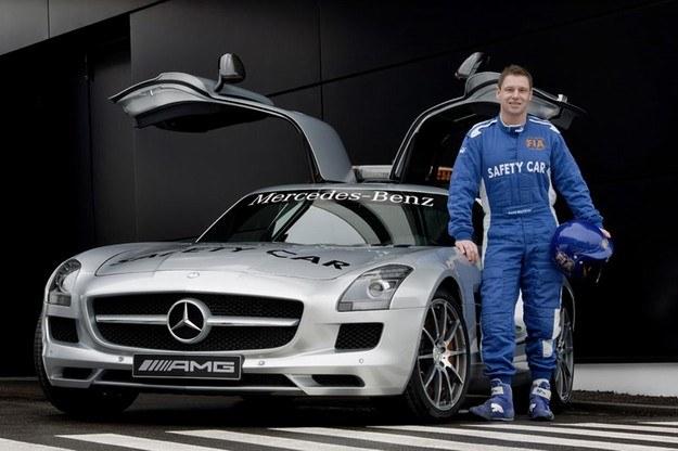 Mercedes SLS AMG /