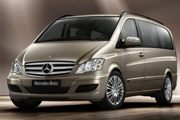 Mercedes viano /