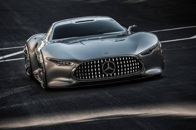 Mercedes Vision Gran Turismo /