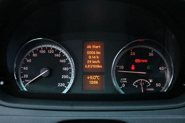 Mercedes vito /INTERIA.PL