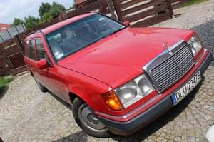 Mercedes W124 10 razy lepszy od współczesnych aut?