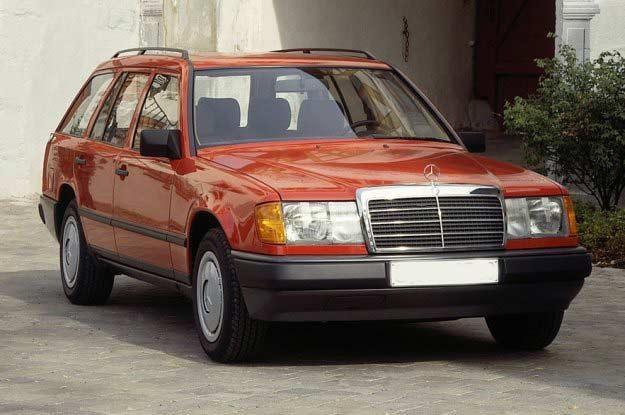 Mercedes W124 to wzór trwałości /