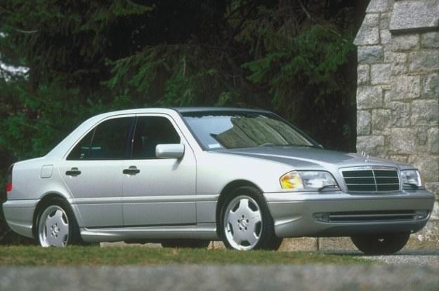 Mercedes W202 /