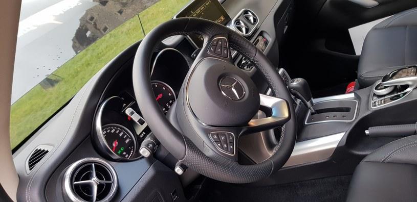 Mercedes X 350 d /INTERIA.PL