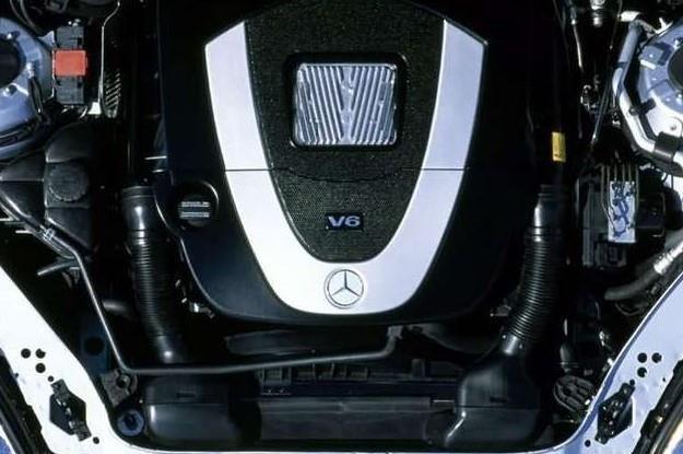Mercedes zamierza odejść od silników V6 /