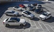 0007O2SF852U547P-C307 Mercedes zwiększa tempo wprowadzenia zelektryfikowanych modeli