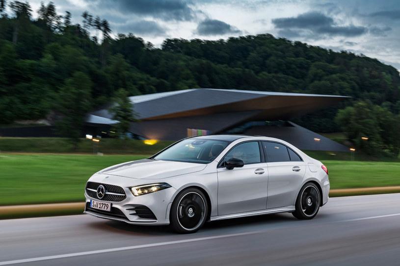 Mercedes /materiały prasowe