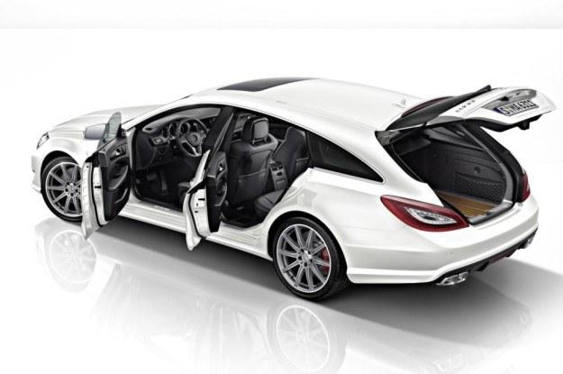 Mercedesy CLS63 AMG /