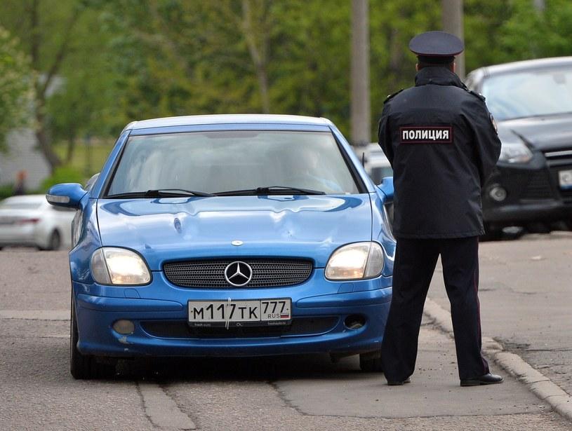Mercedesy okazują się zaskakująco popularne w Rosji. A przynajmniej w Moskwie /Eugene Odinokov /East News