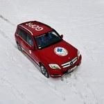 Mercedesy z napędem na cztery koła dla GOPR