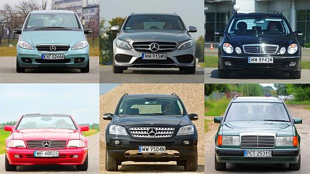 Mercedesy /Motor