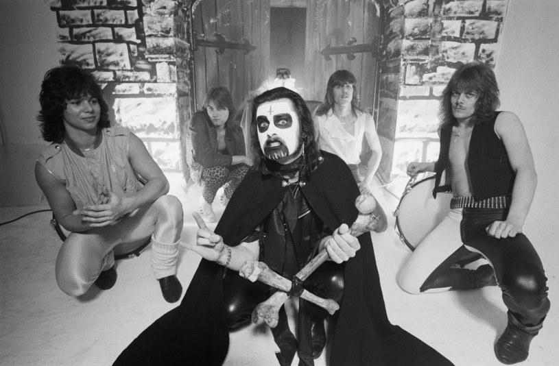 Mercyful Fate w 1983 r. /Fin Costello/Redferns /Getty Images