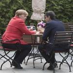 Merkel: Chcemy wesprzeć Włochy ws. migrantów