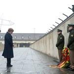 Merkel: Nie zapomnimy o popełnionych przez siebie zbrodniach
