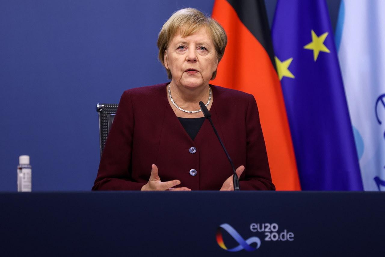 Merkel: O tym, jak będą wyglądać święta, zadecydują najbliższe dni i tygodnie