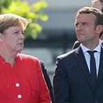 Merkel popiera Macrona w krytyce wobec Europy Wschodniej