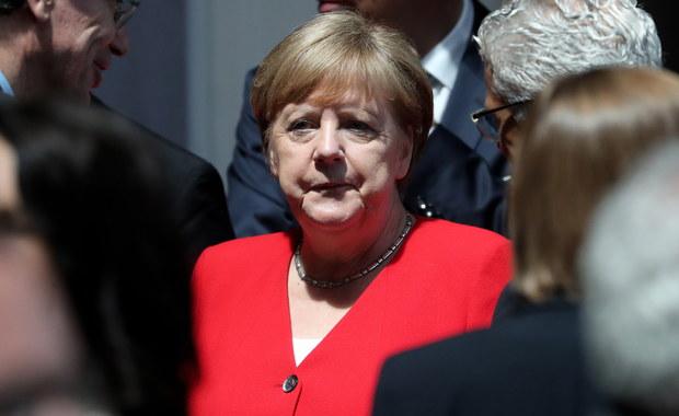 Merkel przyznaje: Bundeswehra była niedofinansowana