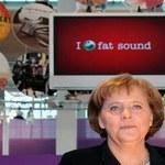 Merkel wspomaga niemiecką myśl technologiczną