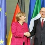 Merkel zadeklarowała poparcie dla nowego premiera Włoch
