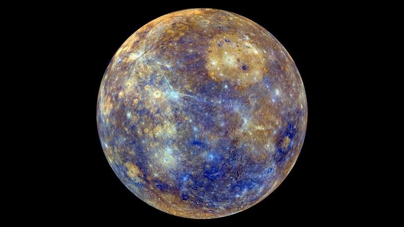 Merkury jest drugą znaną nam planetą aktywną geologicznie /NASA