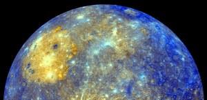 Merkury obraca się wokół własnej osi o 9 sekund szybciej niż przypuszczano