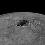 Merkury podobny do Księżyca