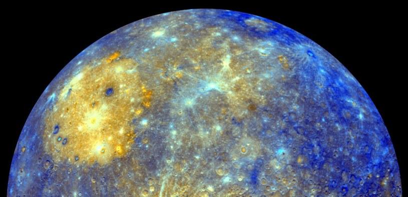 Merkury wciąż skrywa wiele tajemnic /NASA