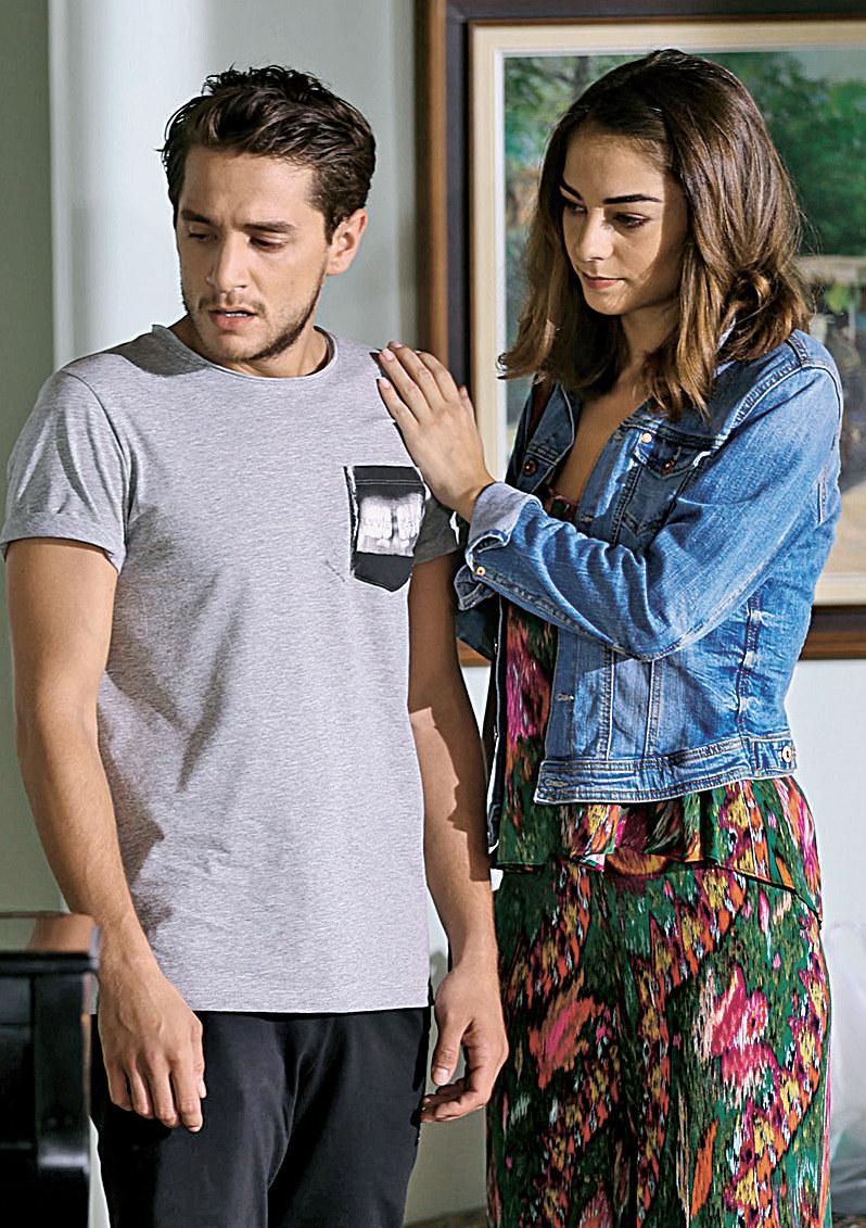Mert i Çiçek zamieszkają ze swoim przyrodnim rodzeństwem /Świat Seriali