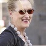 Meryl Streep boi się grać